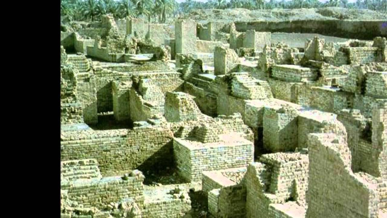Ruinas Da Babilonia Ruins Of Babilonia Rovine Di Babilonia 廢墟