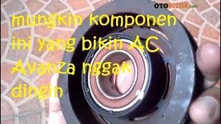 Magnetic Clutch Toyota Avanza Rusak? Pasti Panas Deh..