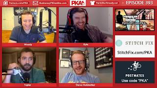 PKA 393 w/ Steve Hofstetter - World Cup Antics, Wings Had Surgery