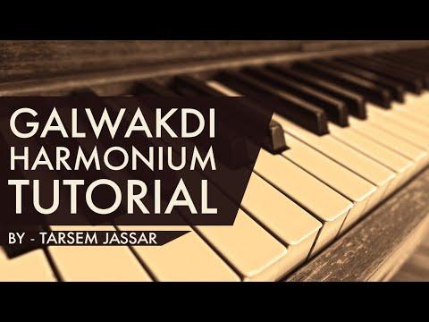 Galwakdi (Tarsem Jassar) Play On Harmonium