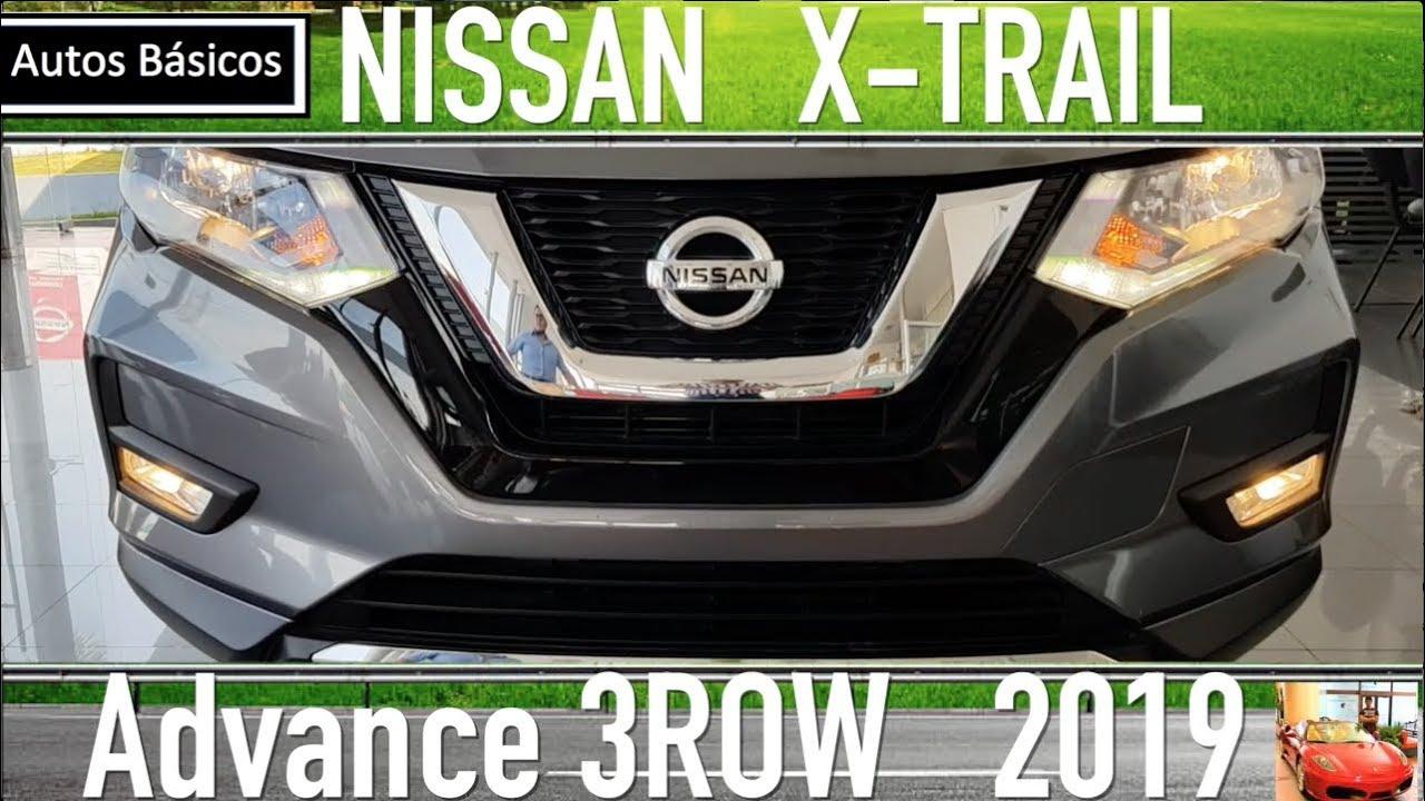 Nissan X Trail 2019 Youtube