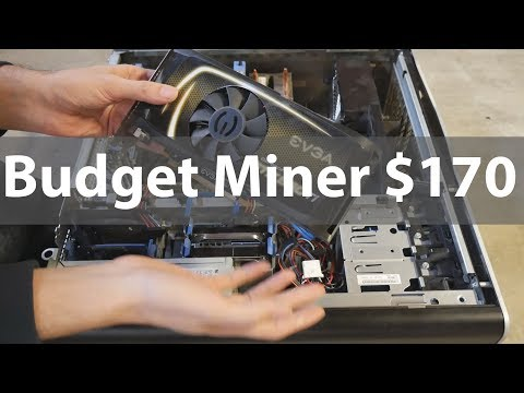 Mining Wars S01E01 - Cheapest Crypto Miner $170 And Under