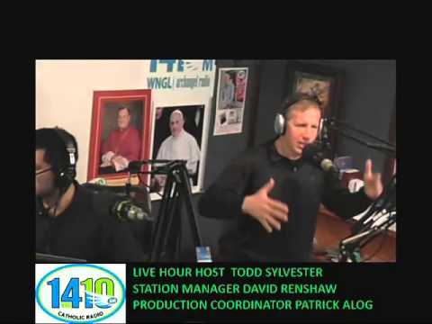 Live Hour with Montgomery Catholic Counselors on WNGL Archangel Radio