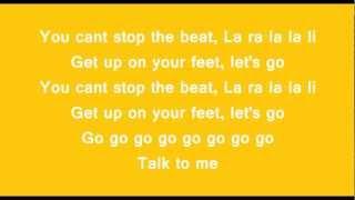 Drinks For You - Pitbull ft Jennifer Lopez  (lyrics HD) New Single 2012