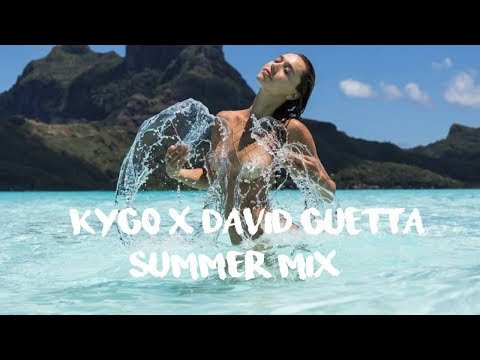 Kygo, David Guetta & Ariana Grande - Summer Mix 2017
