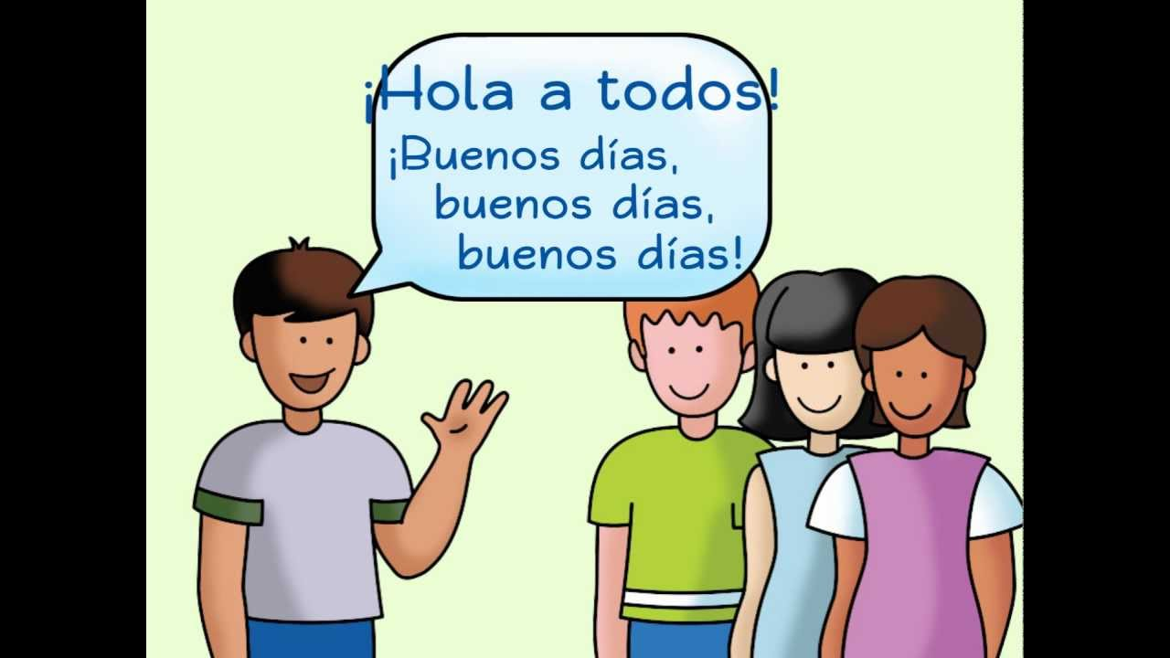 Hola a todos a spanish greeting song calico spanish songs for hola a todos a spanish greeting song calico spanish songs for kids youtube m4hsunfo