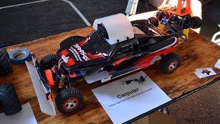 Self-Driving R/C Cars Built on TensorFlow