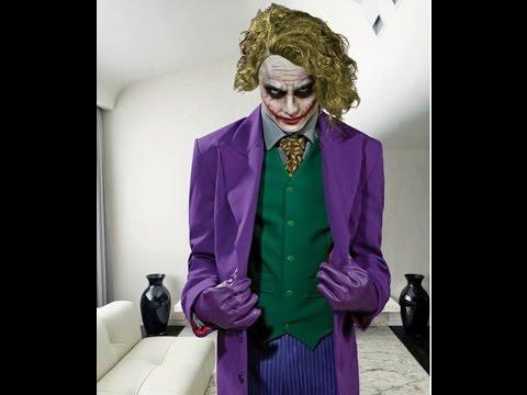 The Joker Grand Heritage Mens Costume