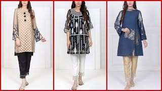 2019-2020 Youth Clothes Collection For Embriodered Wearing | Simple & Beautiful Look |