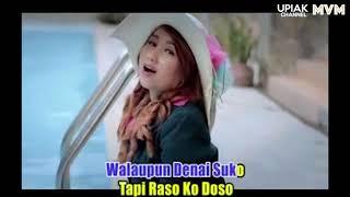 Upiak - Denai Lah Bapunyo [Official Music Video]