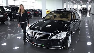 Mercedes-Benz S-class 2006. Стоит ли брать? | Подержанные автомобили