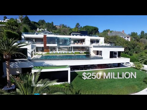 The Most Expensive Home in U.S. | 924 Bel Air Rd. California