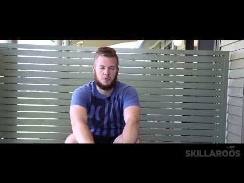 Meet: Nicholas Roman, 2015 Skillaroo - Joinery