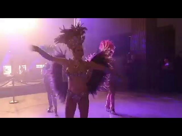100% Samba Show - widowiskowe show samby - zajawka