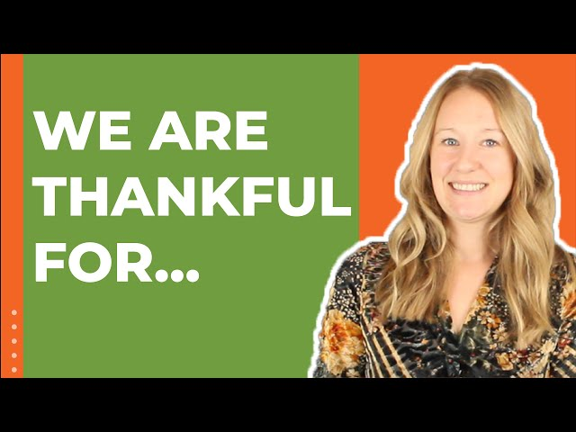 Our Insurance Brokers Are Thankful For…