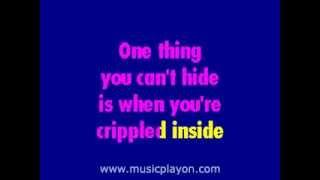 John Lennon   Crippled Inside - Karaoke sing-a-long