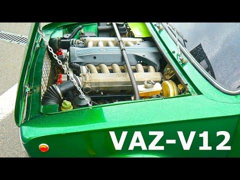 ВАЗ-2101 с V12