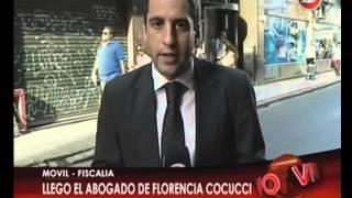 Canal 26 -Caso Nisman: declara Florencia Cocucci ante Fein