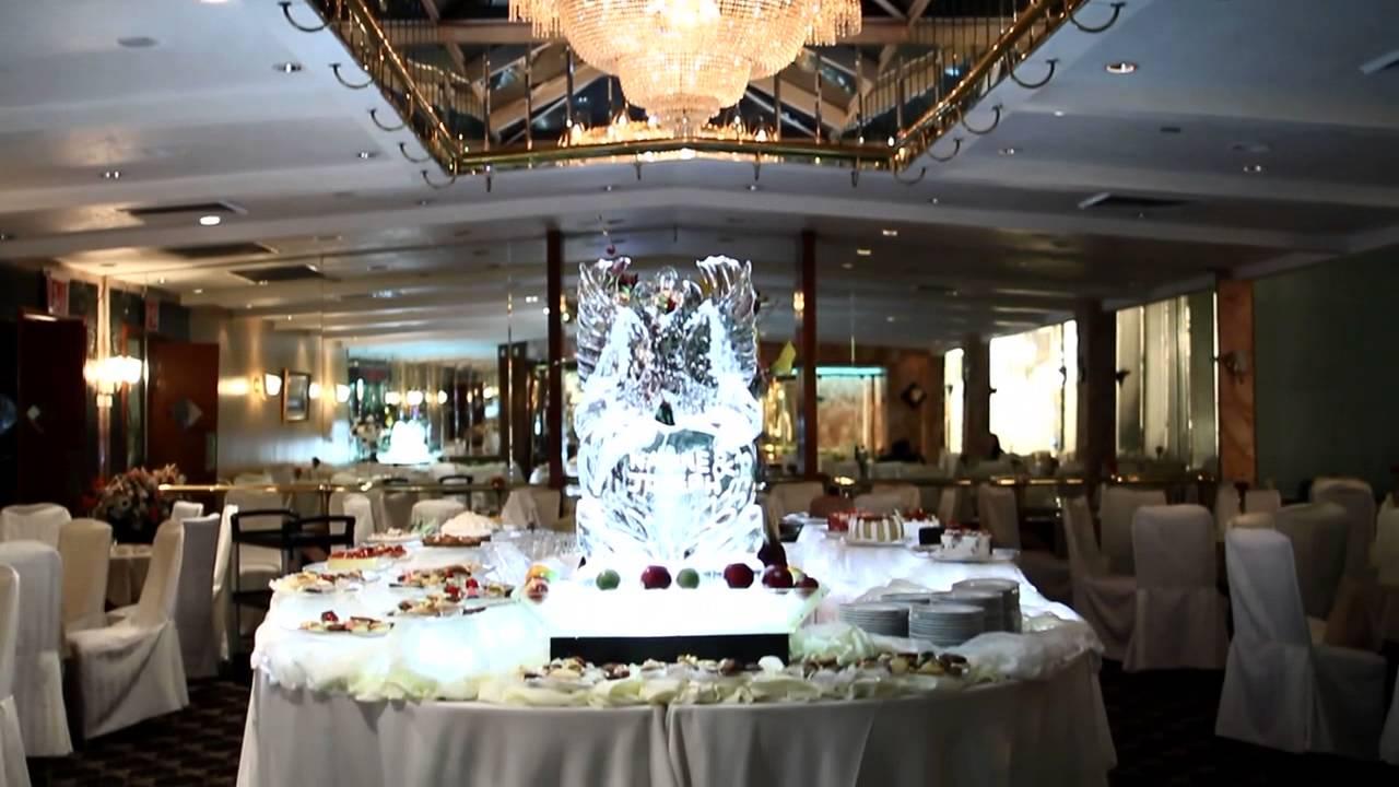Long Island Wedding Venues And Catering Halls  Ariana Waterfall Long Island Ny Youtube