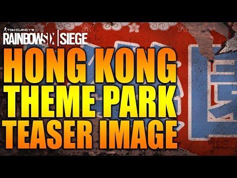 Rainbow Six Siege - In Depth: HONG KONG THEME PARK TEASER IMAGE