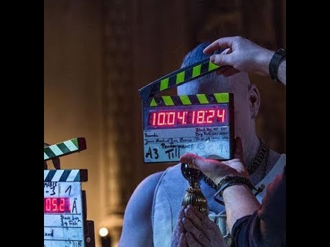 """Rammstein shoot new """"religious"""" themed video for song off new album ..!"""