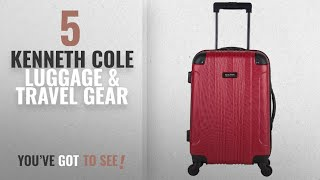Top 10 Kenneth Cole Luggage & Travel Gear [2018]: Kenneth Cole Reaction Out of Bounds 20