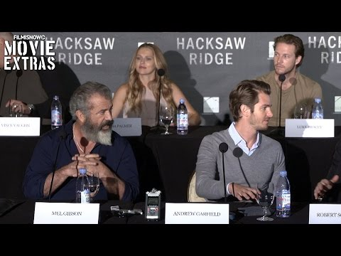 Hacksaw Ridge  | complete press conference with cast, director and producers