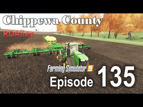 Planting Has Started! | E135 Chippewa County | Farming Simulator 19