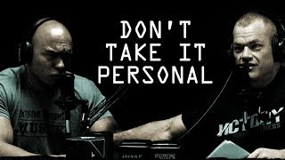 How to NOT Take Things Too Personally - Jocko Willink & Echo Charles