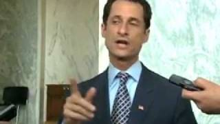 Rep  Anthony Weiner Gets Combative With Reporters About Lewd Twitter Photo   The Note