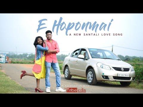 E Hoponmai New Santhali Love Song Promo 2019 // Abhishek // Swapna // Raju Soren // Ginny Tudu