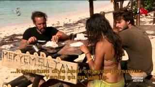 Survivor All Star - Doğukan Hakan'ı Haşladı (6.Sezon 56.Bölüm)