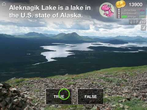 Learn about Alaska: Geography of the United States of America