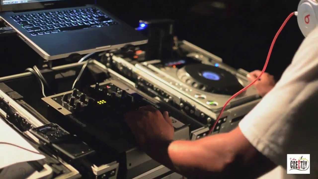 I am Cre8tiv Live September Edition R&B POP