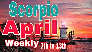 Scorpio April2019. KARMIC NEW MAJOR ENERGIES, PATIENCE RESTRICTIONS NEW PASSION OBSESSING Tarot Read
