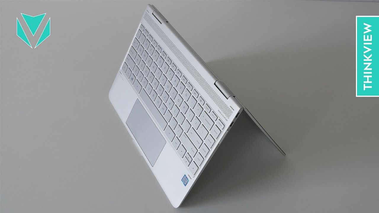 HP Spectre X360 (Kabylake): laptop 2 trong 1 đẹp nhất? | ThinkView
