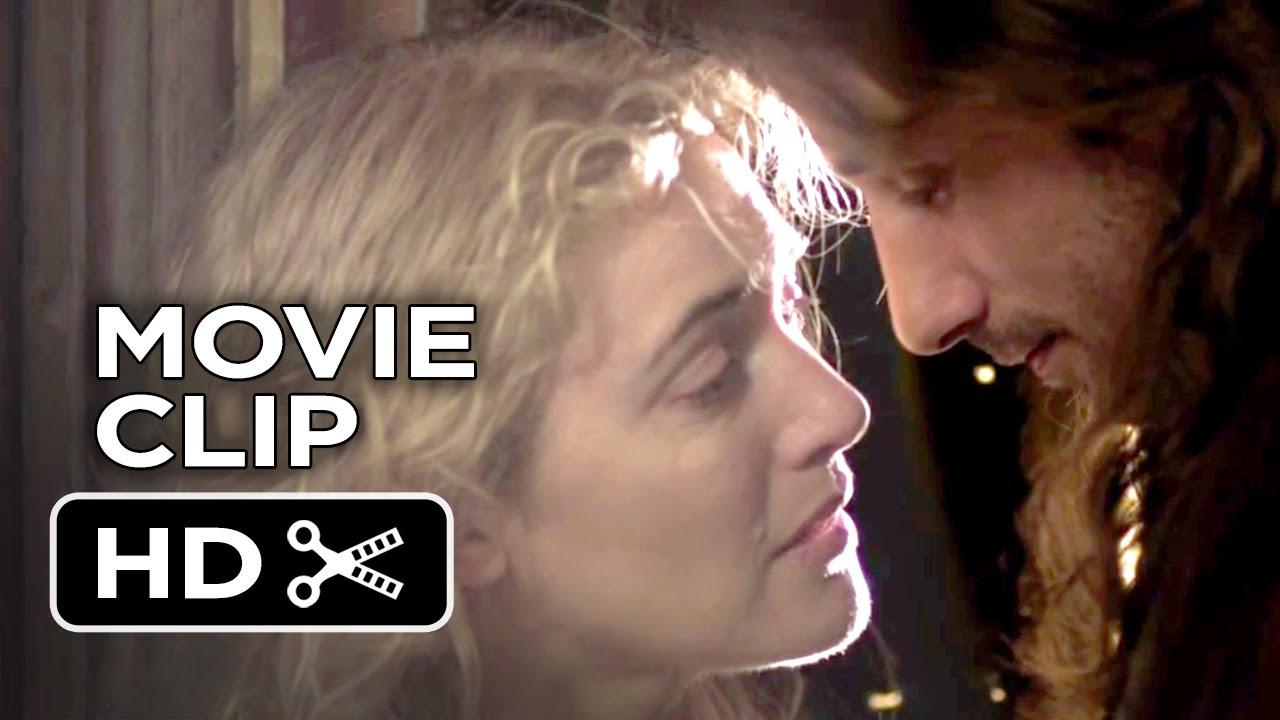 A Little Chaos Movie CLIP - I Can't (2015) - Kate Winslet, Matthias  Schoenaerts Movie HD