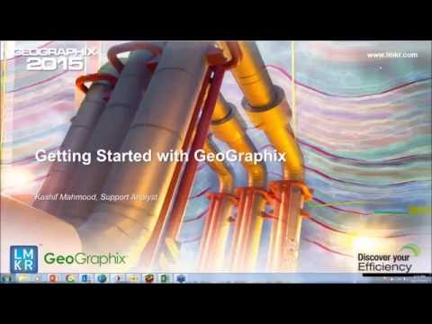 Getting Started with GeoGraphix