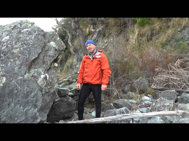 Trail Running - A Smooth Centre of Gravity