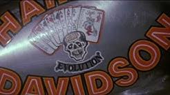 Harley Davidson und der Marlboro Man, 1991, Anfangszene, Deutsch