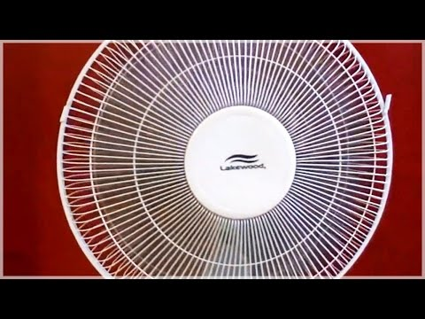 Relaxing Fan Sounds / Video for Sleep (9 Hours) - Best Oscillating Fan Noise for Relaxation
