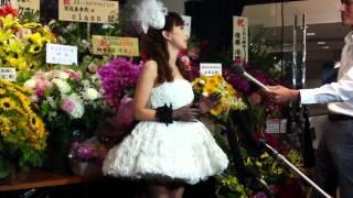「25+2 渡辺美奈代 Anniversary Live」記者会見が、2012年7月11日にマウ...