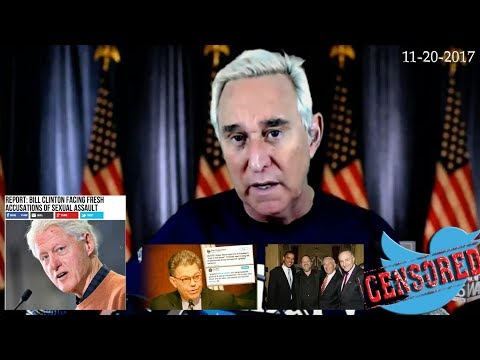 Roger Stone Discusses Latest News and Current Events November 20th, 2017