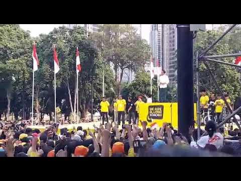 Jokowi Mengaku Jengkel Ada yang Sebut Indonesia Bubar Mp3