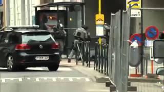 تمكنت شرطه بلجيكا بتعون مع المغرب بقبض على صلاح عبد سلام