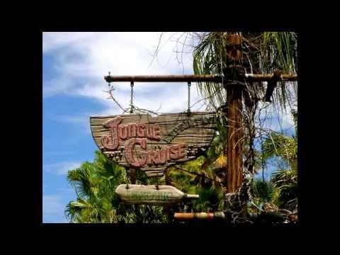 Jungle Cruise Line Audio