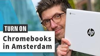 Mobil arbeiten mit dem Chromebook