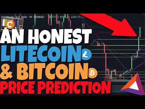 An HONEST Prediction Of LITECOIN & BITCOIN For The Rest Of 2019. (BAT Analysis)