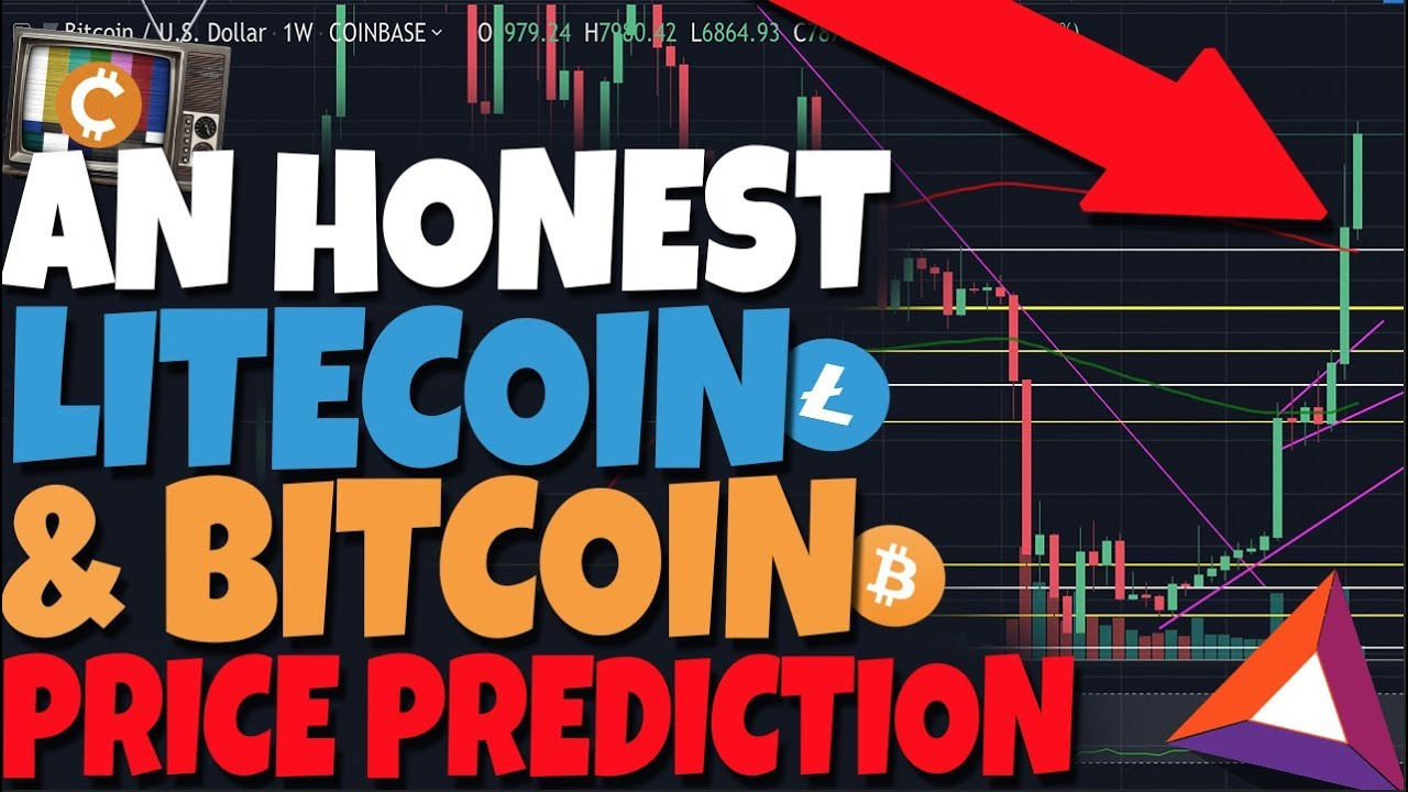 An HONEST Prediction Of LITECOIN & BITCOIN For The Rest Of 2019  (BAT  Analysis)