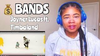 Joyner Lucas ft. Timbaland - 10 Bands (ADHD) Reaction!!
